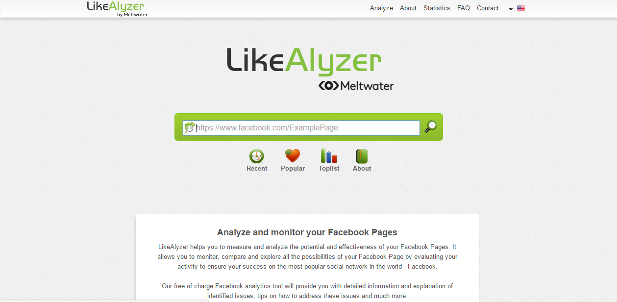 LikeAlyzer Facebook smm