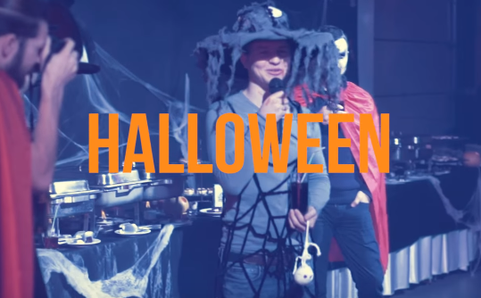 Halloween Party 2015 [GeniusMarketing]